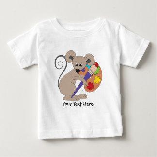 Ratón del artista (personalizado) remera