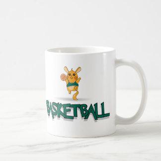 Ratón del baloncesto taza clásica