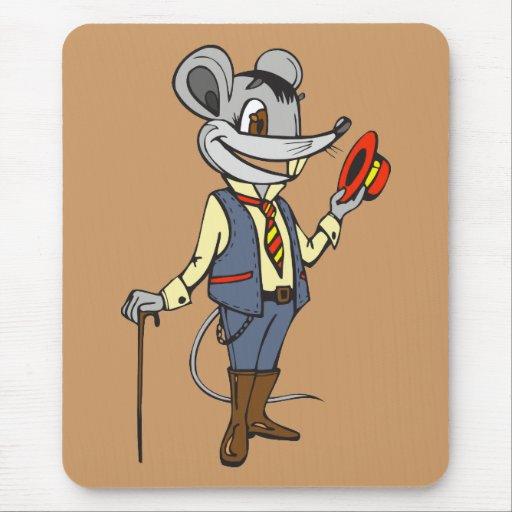 Ratón del caballero alfombrillas de ratones