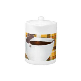 ratón del café