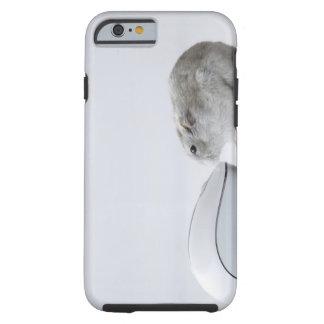 Ratón del hámster y del ordenador funda de iPhone 6 tough