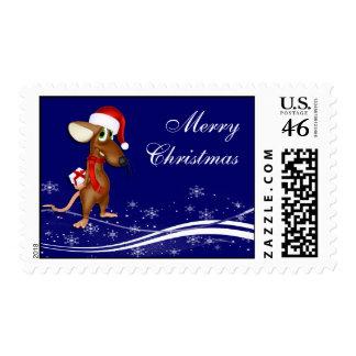 Ratón del navidad