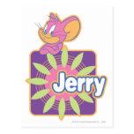Ratón del neón de Jerry Postales