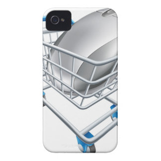 Ratón del ordenador en carretilla Case-Mate iPhone 4 fundas