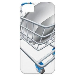 Ratón del ordenador en carretilla iPhone 5 carcasa