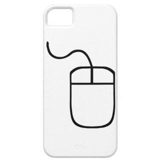 Ratón del ordenador iPhone 5 fundas