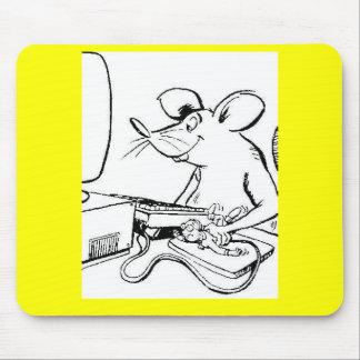 Ratón del ordenador tapetes de ratones