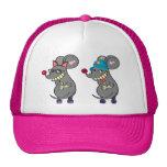 Ratón-Dibujo animado Gorro