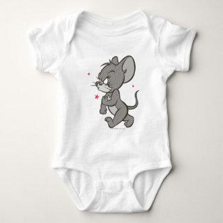 Ratón duro 1 de Tom y Jerry Mameluco De Bebé