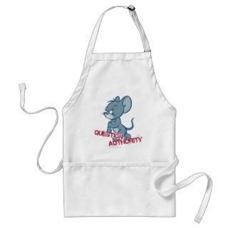 Ratón duro 2 de Tom y Jerry Delantal