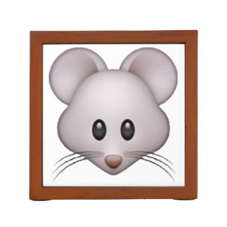 Ratón - Emoji Portalápices