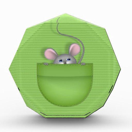 Ratón en bolsillo