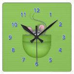 Ratón en bolsillo reloj