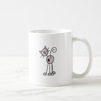 Ratón en taza rosada de la bailarina
