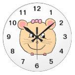 Ratón femenino lindo relojes