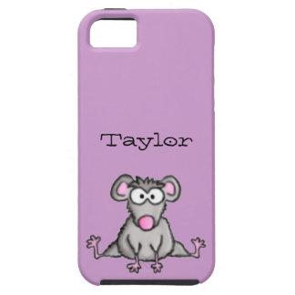 Ratón flexible iPhone 5 Case-Mate protectores