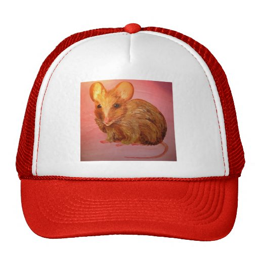 Ratón - gorra