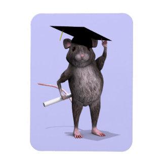 Ratón graduado imán rectangular