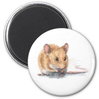 Ratón Imán Redondo 5 Cm