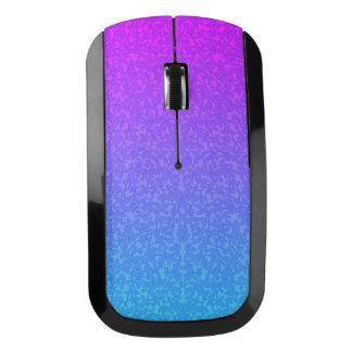 Ratón inalámbrico del ordenador de los colores