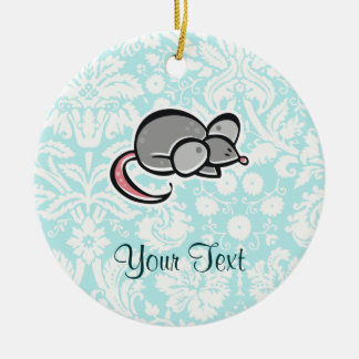Ratón; Lindo Ornamentos Para Reyes Magos