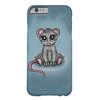 ratón lindo funda barely there iPhone 6