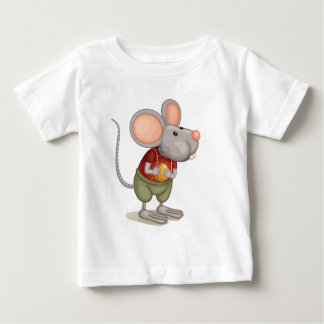 Ratón lindo playeras