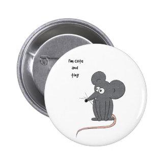 Ratón lindo y minúsculo