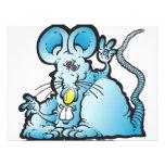 Ratón maravilloso comunicado personal