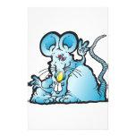Ratón maravilloso papeleria de diseño