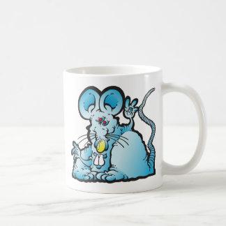 Ratón maravilloso taza clásica