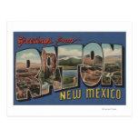 Raton, New México - escenas grandes de la letra Postal
