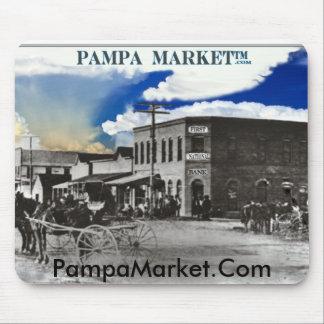 Ratón PampaMarket Com Alfombrilla De Ratones