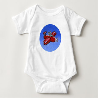 Ratón plano body para bebé