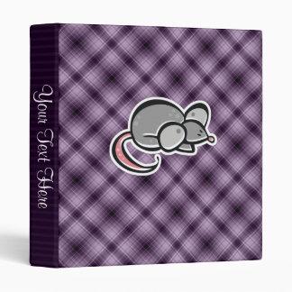 Ratón púrpura