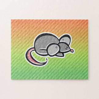 Ratón Rompecabeza Con Fotos