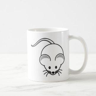 Ratón Tazas De Café