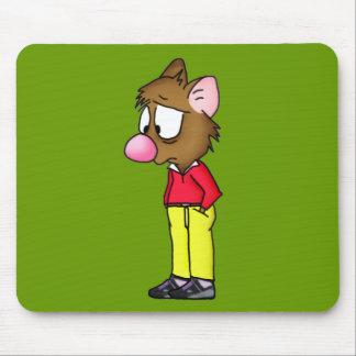 Ratón triste Mousepad Alfombrilla De Ratón