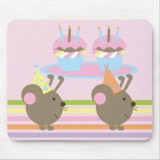 Ratones Mousepad del fiesta de las magdalenas del  Alfombrillas De Ratones