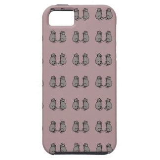 ¡Ratones! patente rosado iPhone 5 Carcasas
