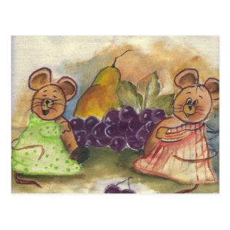 ratones postales