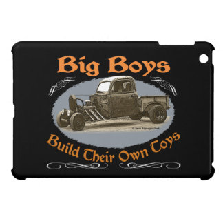 Ratrod Truck iPad Mini Cases