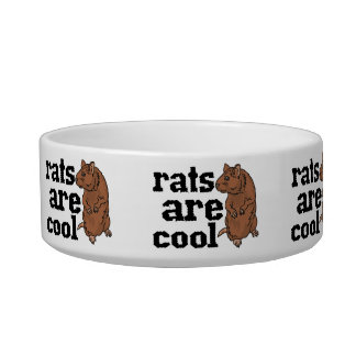 Rats Are Cool Bowl