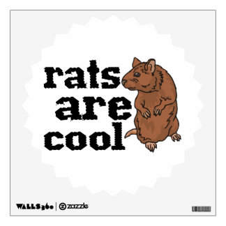 Rats Are Cool Wall Skin