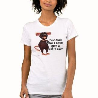 Rat's Ass Women's Tee Shirt