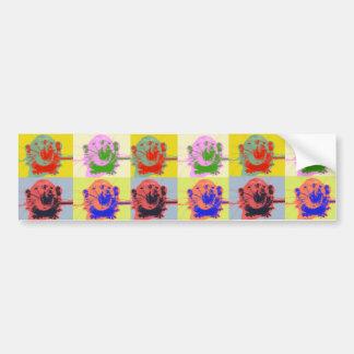 Rats Bumper Sticker