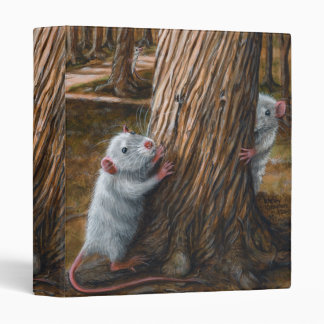 Rats by old tree hide and seek Binder