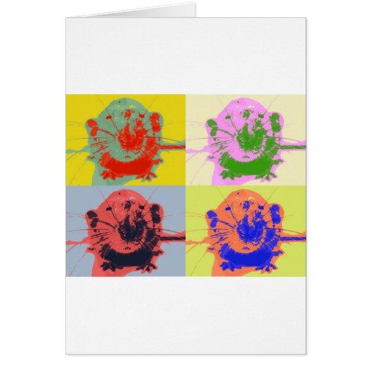 Rats Card