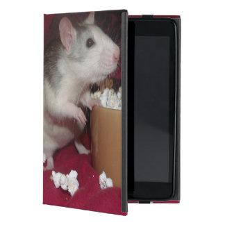 rats eating popcorn iCase for the iPad mini iPad Mini Case