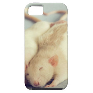 Rats heart tail iPhone SE/5/5s case